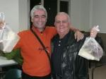 I vincitori Giancarlo e Riccardo