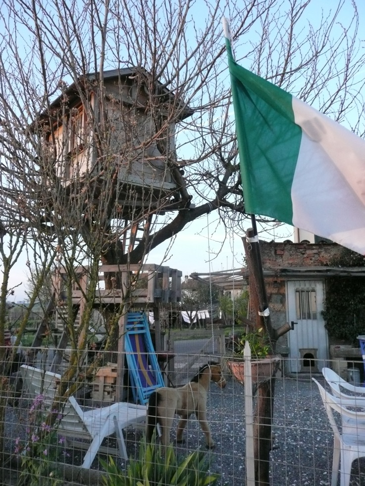 Casa sull albero vivendo questa vita byerrebi for Casa sull albero firenze