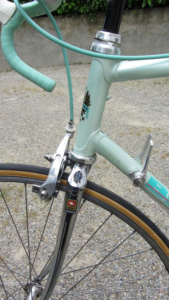 Bicicletta Bianchi Corsa Vivendo Questa Vita Byerrebi
